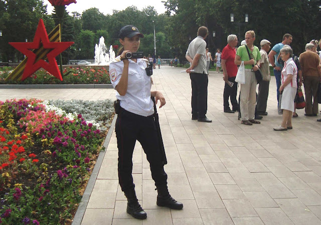 12.07.18г. Протестная акция против пенсионной реформы у стен Белого дома в Самаре.