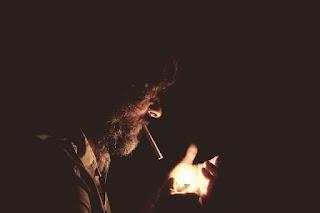 addicted to smoking