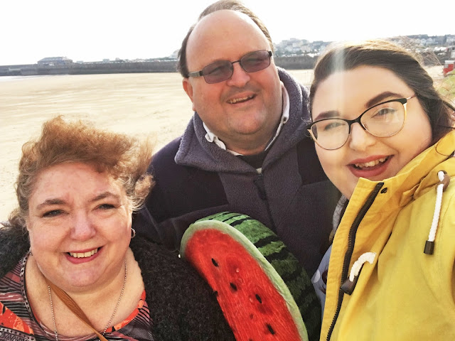 Porthcawl What to do in Wales Body Positive Travel Blogger
