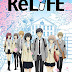 [Resenha- anime] Re:life