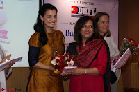 Dia Mirza Attends Power Women Seminar To Celete Womens Day 010.JPG