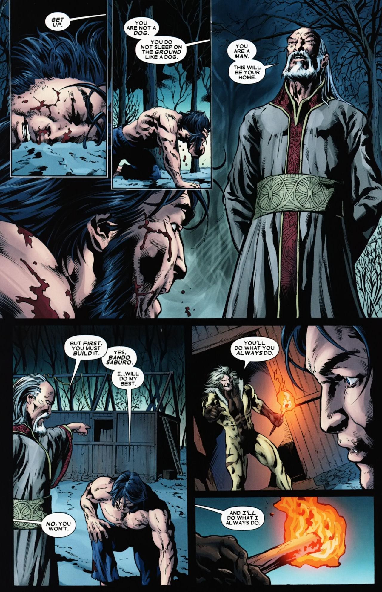 Read online Wolverine: Origins comic -  Issue #49 - 17
