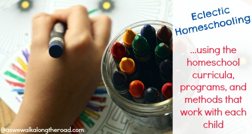 Eclectic homeschooling defined