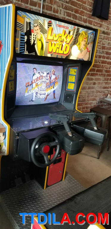 Things To Do In Los Angeles: Barcade LA: No Kids Allowed