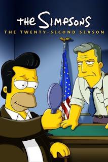 Los Simpsons Temporada 22