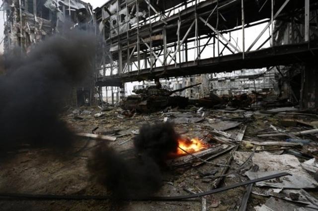 Захват Донецкого аэропорта (26 мая 2014)