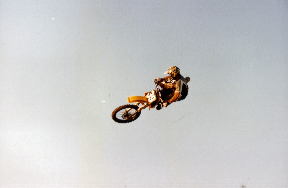 Jeff Wiloh FMX Steel City 1998