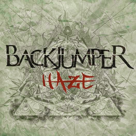Backjumper - Haze - album - cover