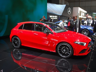 Mercedes Benz A-Class Saloon 2018 Review, Specs, Price