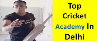 Top Cricket Academy In Delhi | दिल्ली की 5 बेस्ट क्रिकेट अकादमी