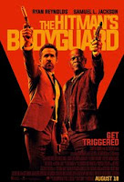 The Hitman's Bodyguard (2017) - Poster