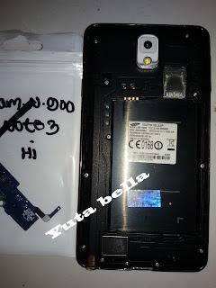 perbaikan charging note 3