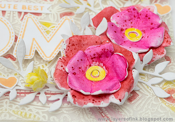 Layers of ink - Vellum Mother's Day Card Tutorial by Anna-Karin