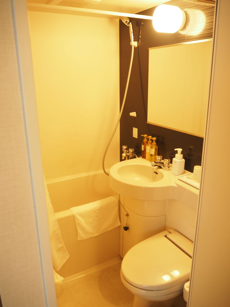 Hotel Mystays Kamata Shower and Toilet