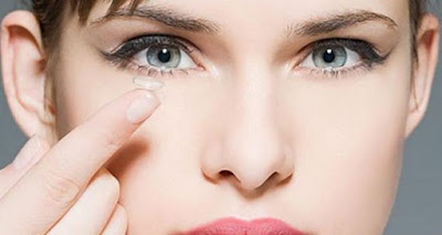 Do you know that contact lenses may cause blindness