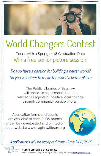 Nominate a World Changer