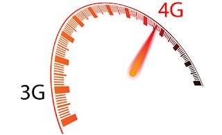 Kecepetan 4G dibanding 3G