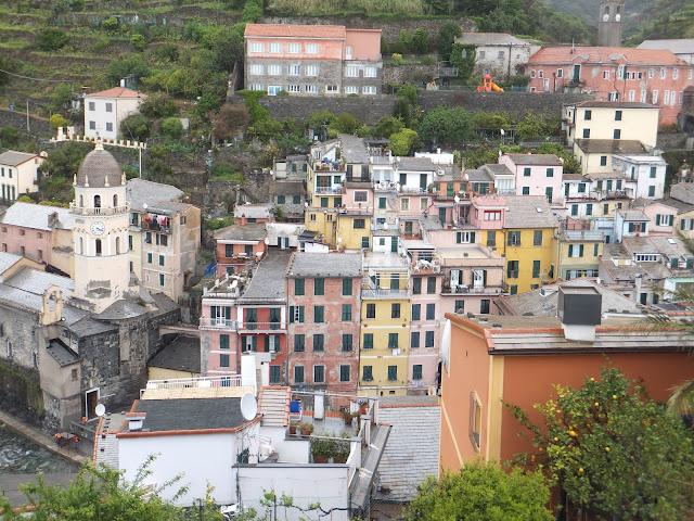 elisaorigami, blog, Cinqueterre, Liguria, Italia