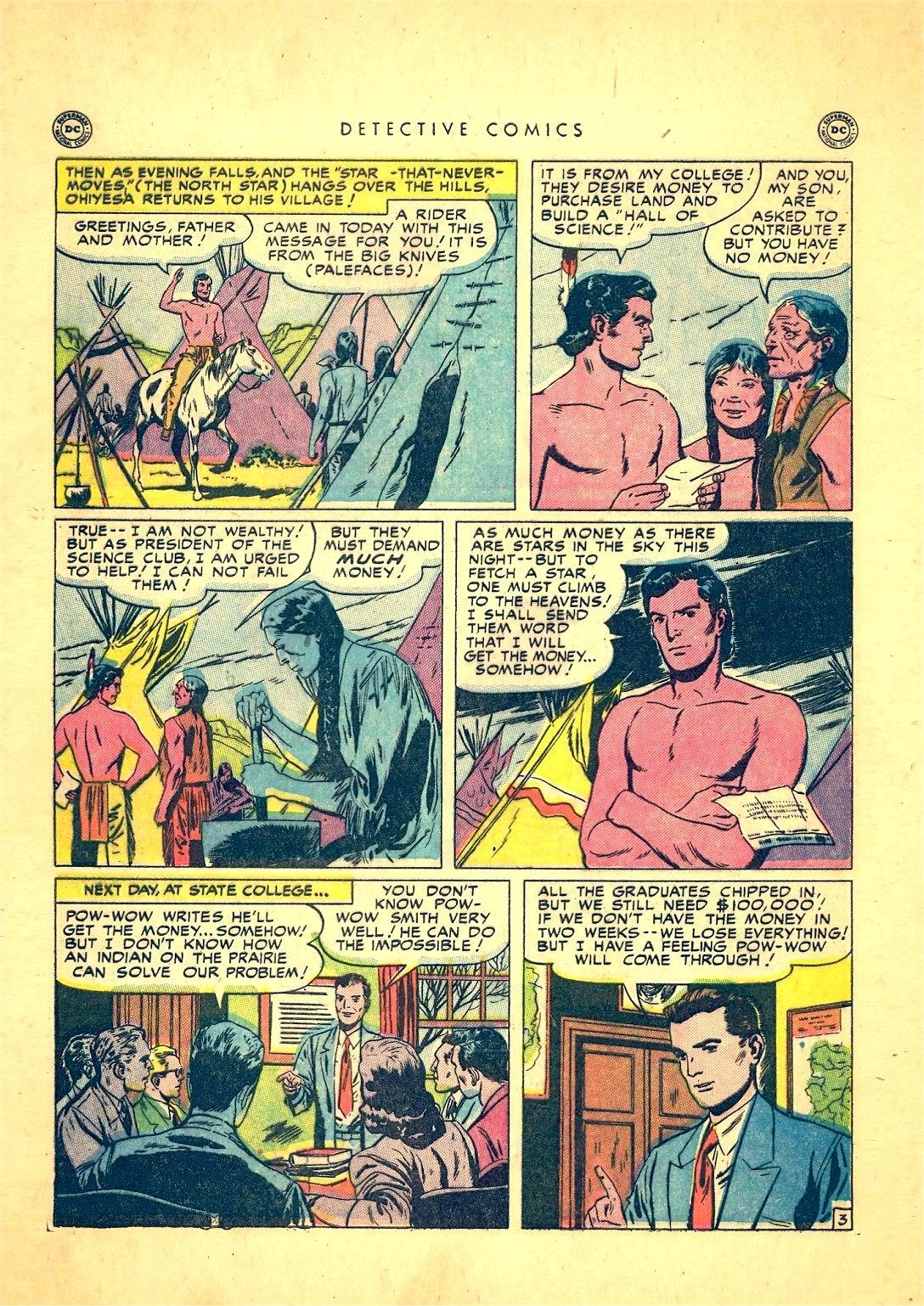 Read online Detective Comics (1937) comic -  Issue #166 - 40