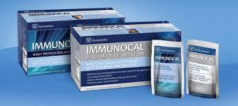 Testimonio de Salud tomando Immunocal Platinium