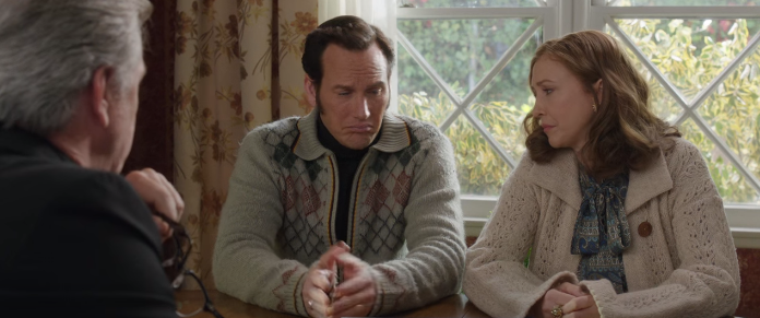 Conjuring 2 Full Movie Online