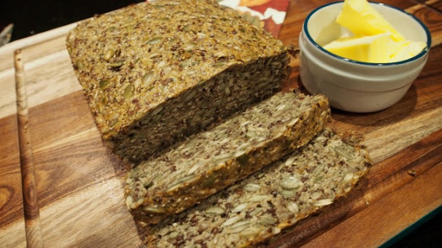 Low Carb Bread Seed-bread-710x399