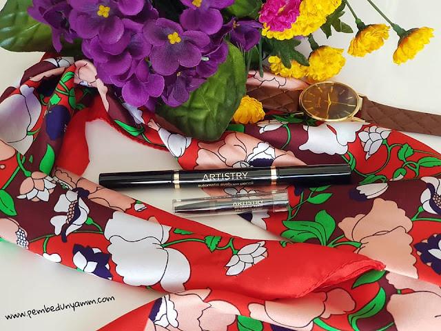 amway otomatik kaş kalemi