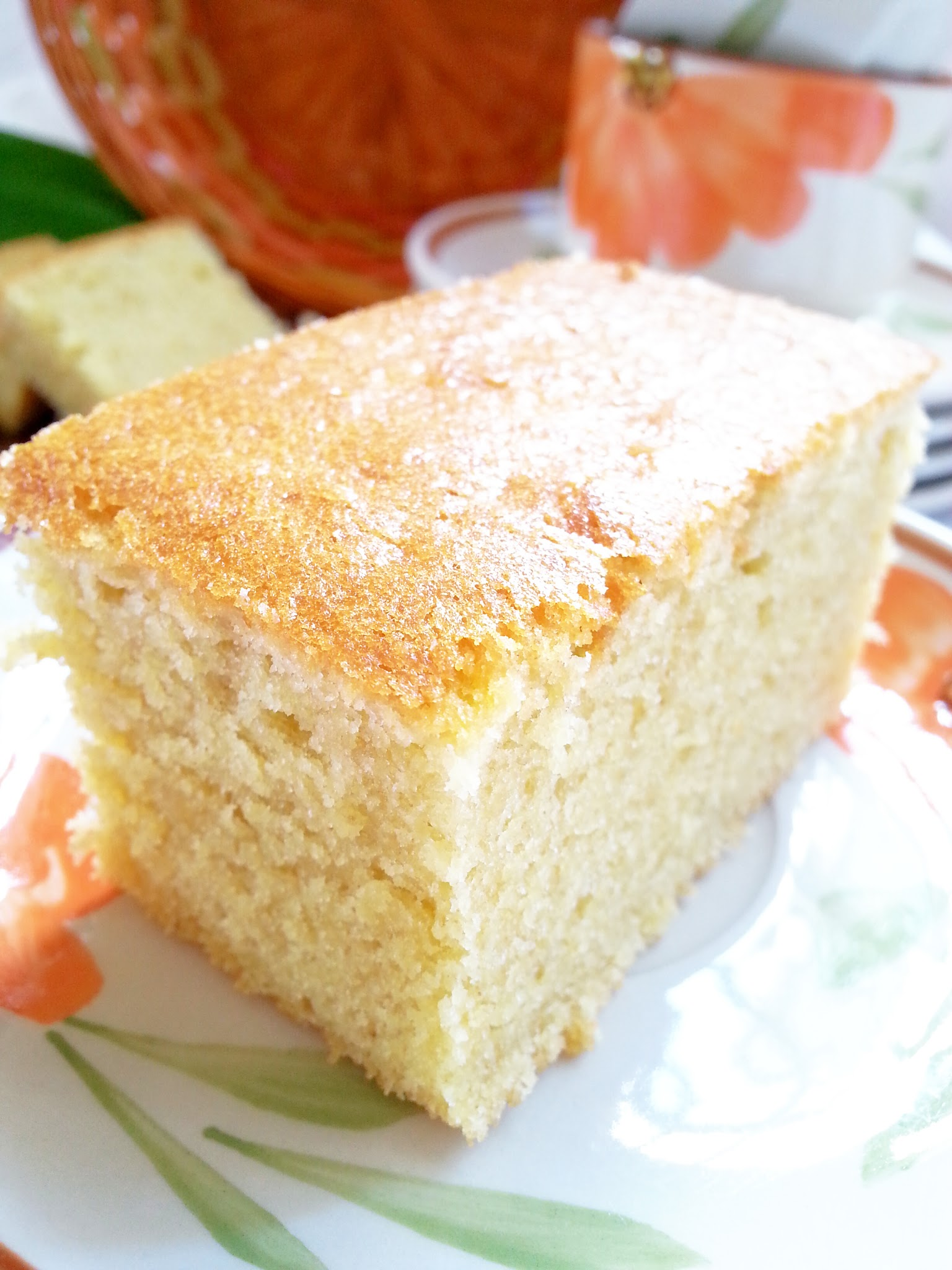 Resepi kek mentega moist