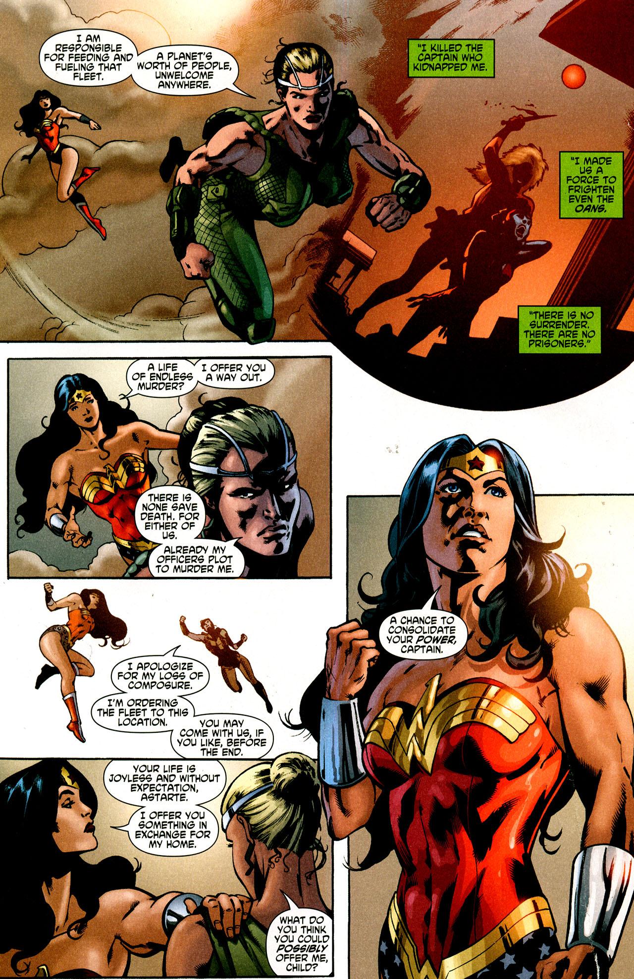 Read online Wonder Woman (2006) comic -  Issue #43 - 21