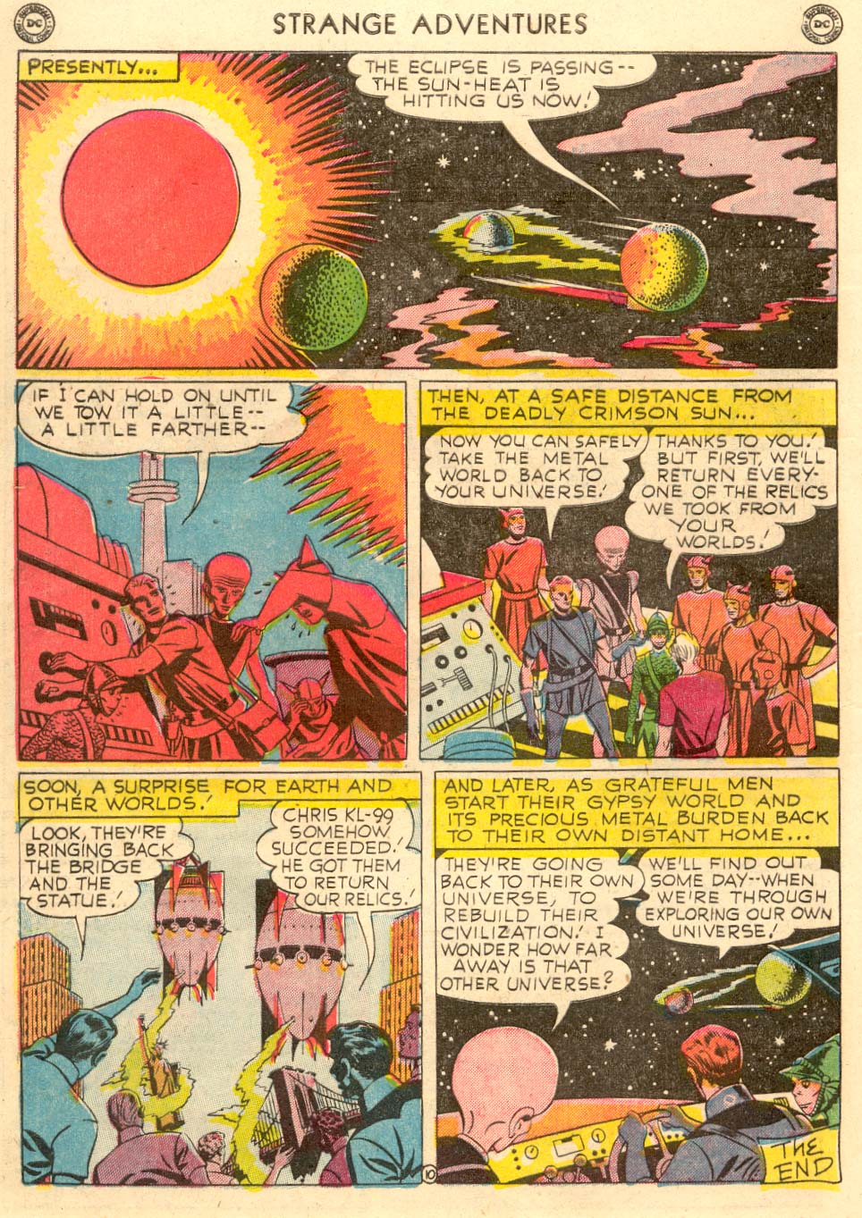 Strange Adventures (1950) issue 3 - Page 12