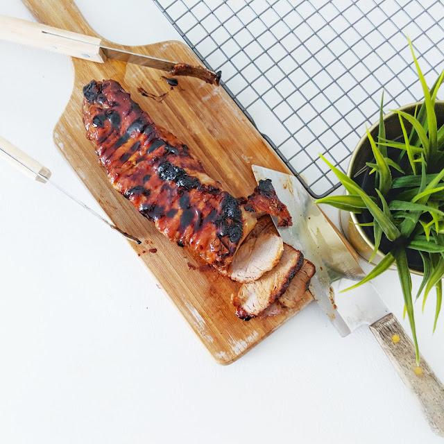 Recette: Porc à la coréenne à l'érable, pour votre premier BBQ de l'année