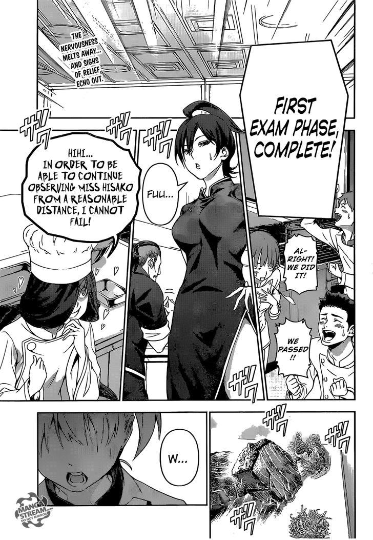 Shokugeki no Soma - Chapter 233