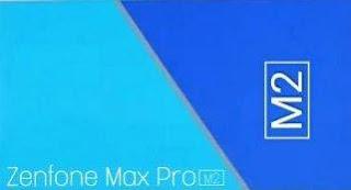 Cara Flashing Asus Zenfone Max M2 dan M2 Pro