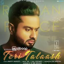 Teri Talaash Lyrics