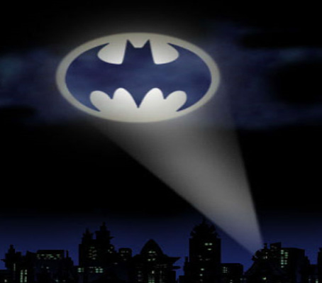 The bat light