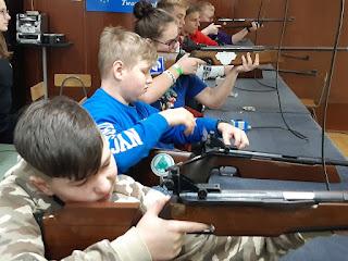 strzelectwo dla dzieci w Zielonej Górze