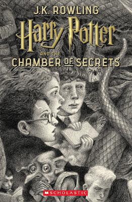 As novas capas de 'Harry Potter' em comemoração aos 20 anos da primeira publicação nos EUA | Harry Potter e a Câmara Secreta | Ordem da Fênix Brasileira