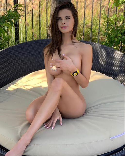 Katie Bell tits