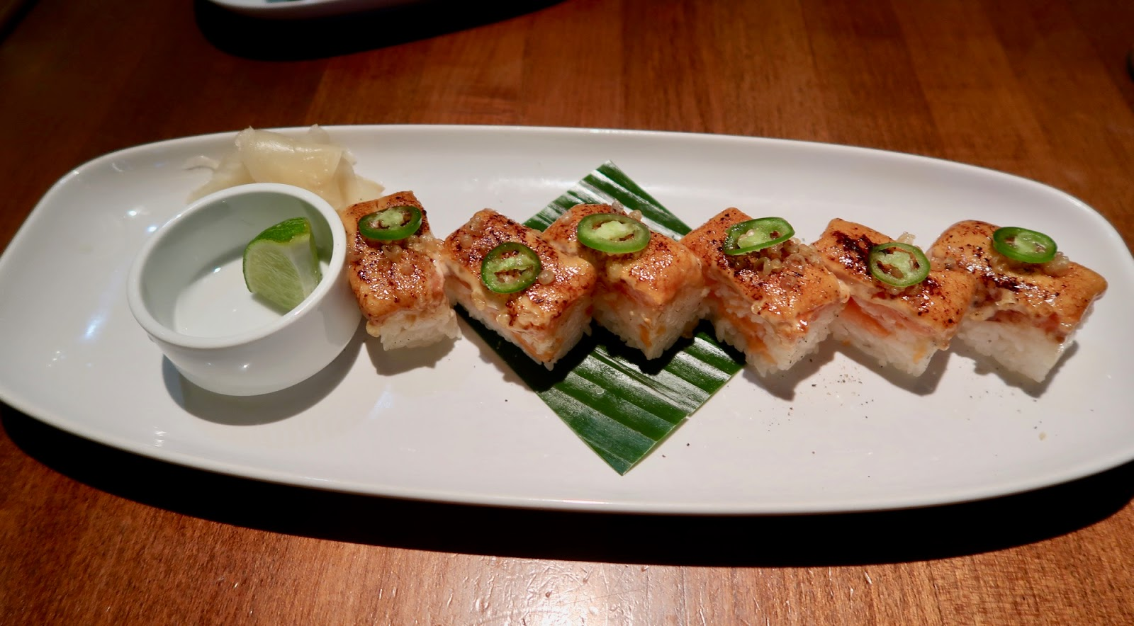 Raymond's Sushi Adventures: February 2017