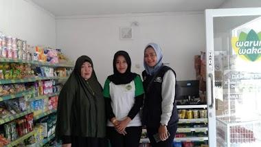 Warung Wakaf Bantu Masyarakat Di Tangerang