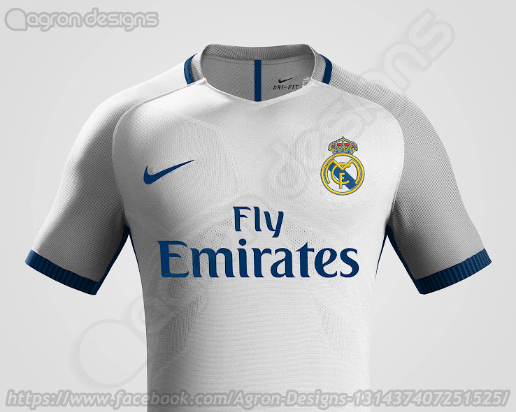 huge selection of e2d00 5d810 Nike Bayern, Liverpool, Milan, Real Madrid and River Plate ...
