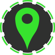 location social button