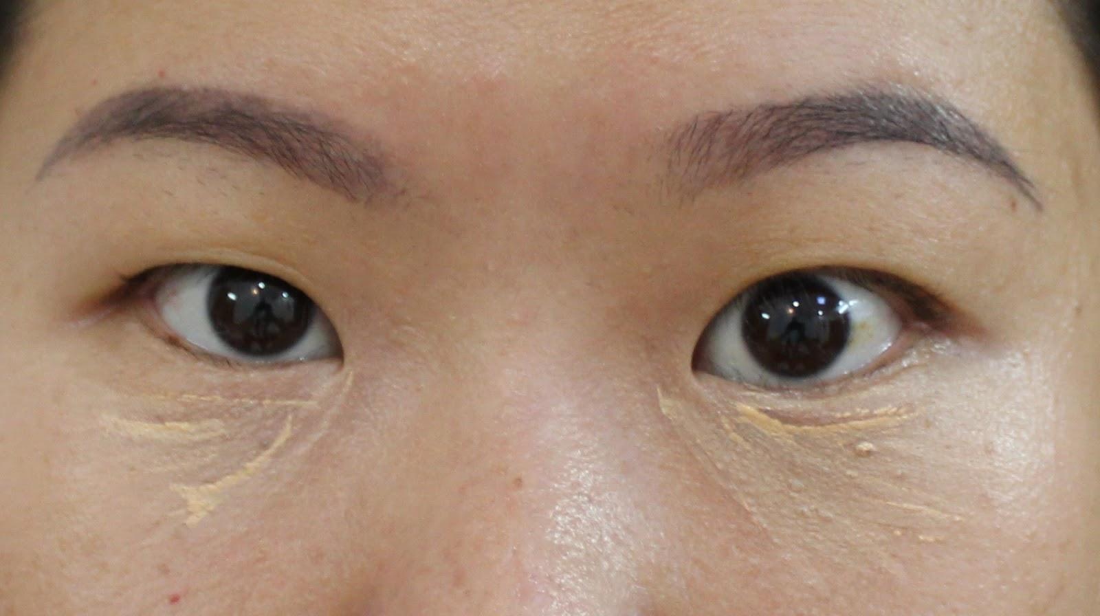 My Makeup Blog: makeup, skin care and beyond: Concealer ... Raccoon Eyes Makeup Crying
