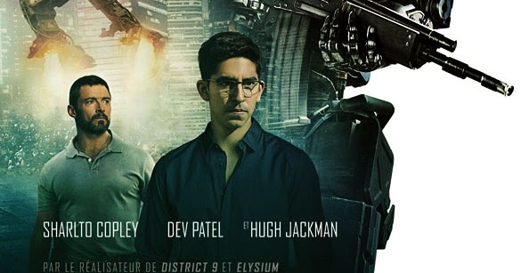 Download HD Chappie-2015 - FAHMD-Free Action Move Download