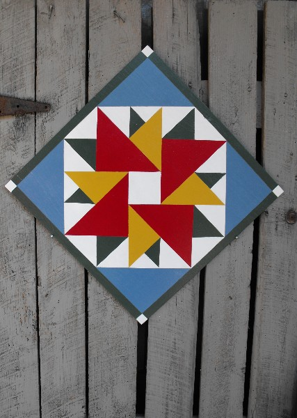 The BarnQuiltStore Blog: New Barn Quilts for The ...