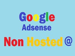 Cara daftar google adsense non hosted