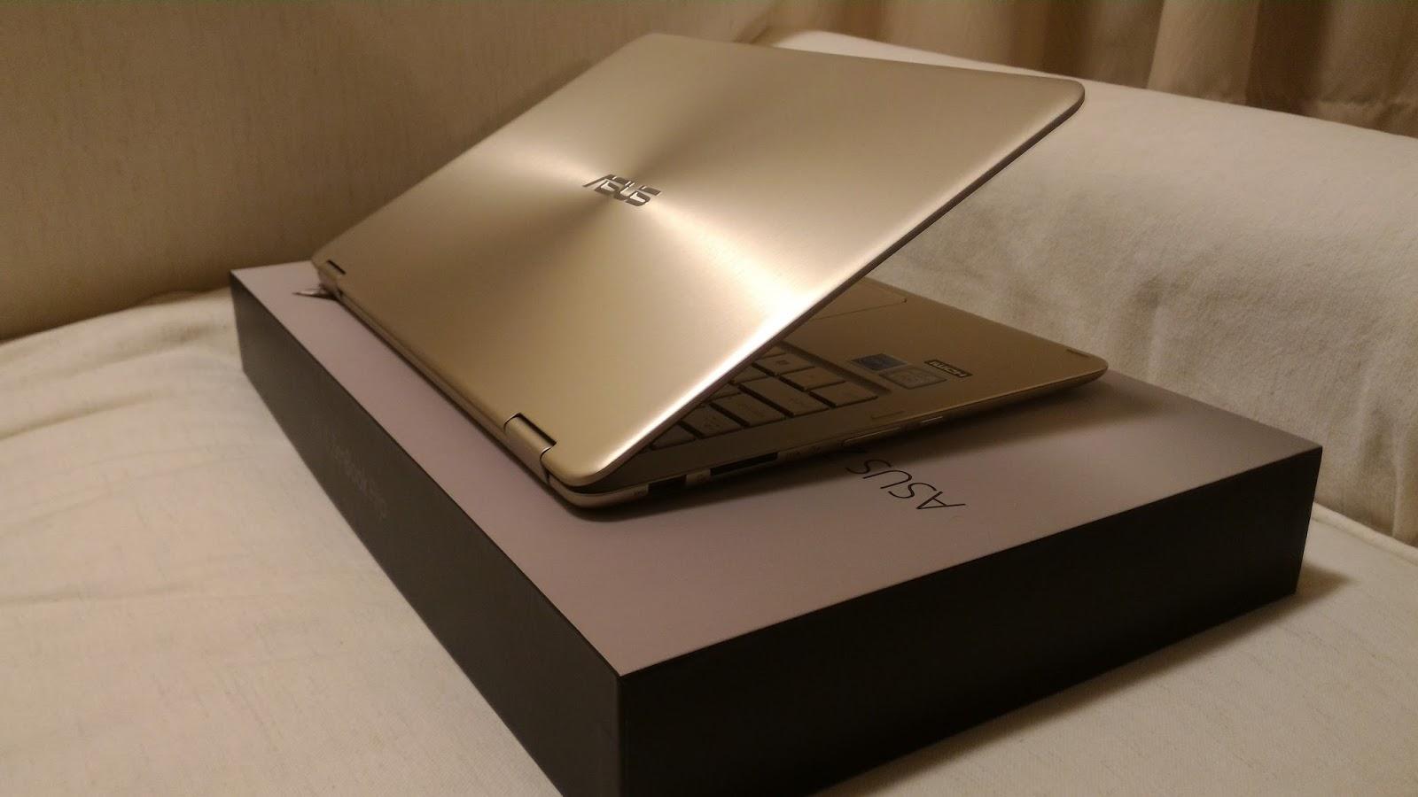 P 20160506 231027 SRES - [開箱] Asus Zenbook Flip UX306CA 極致輕薄、360度自由翻轉