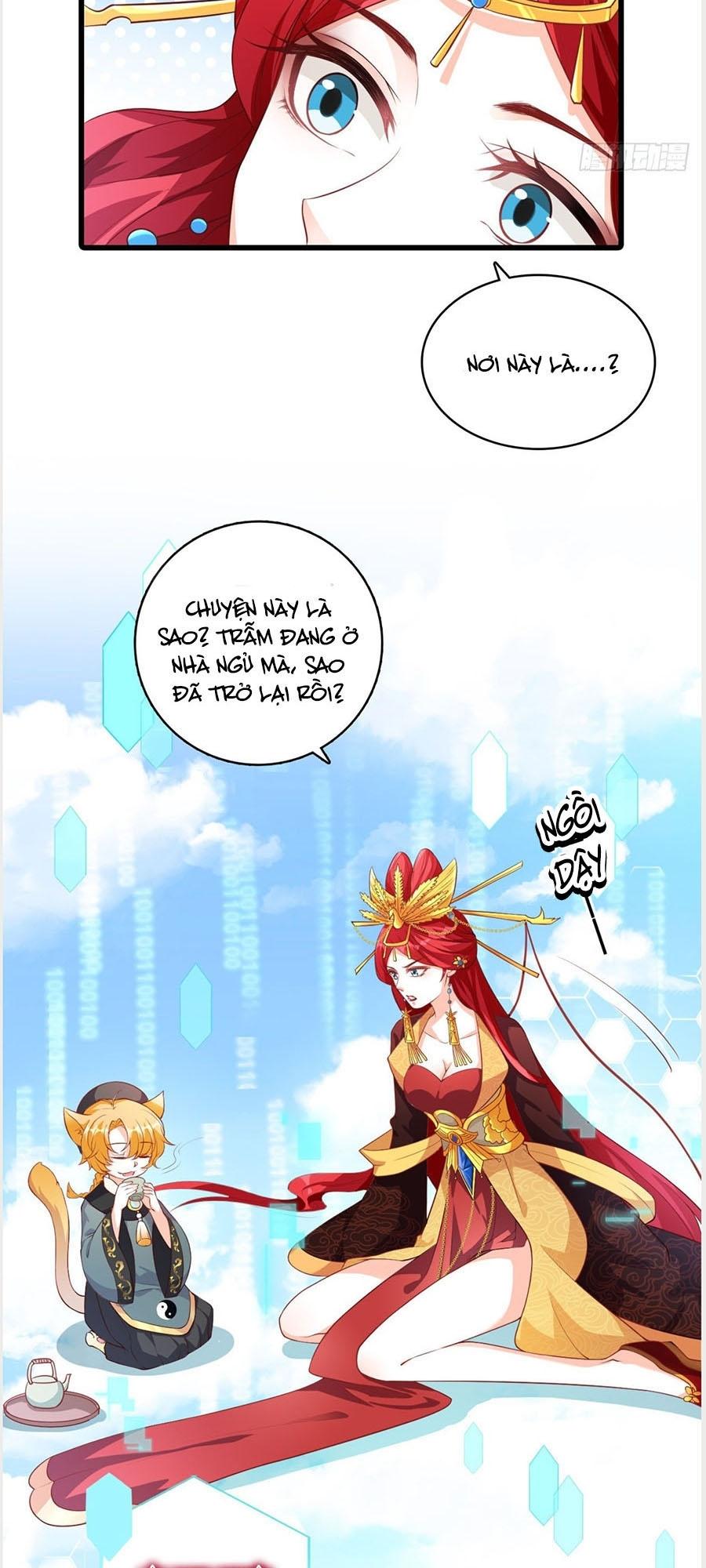 Phản Phái Nữ Đế Lai Tập chap 24 - Trang 25