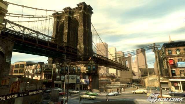 Descargar Grand Theft Auto IV [2008] [Español FULL] [ISO]