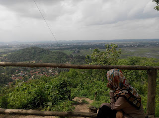 bukit PJR Pringsewu Lampung